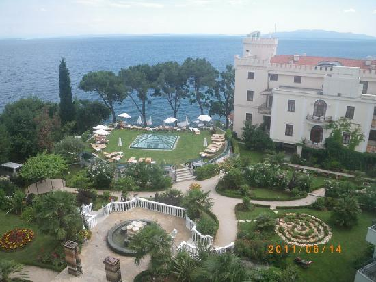 Croatia: Opatija: Hotel Miramar Hotel