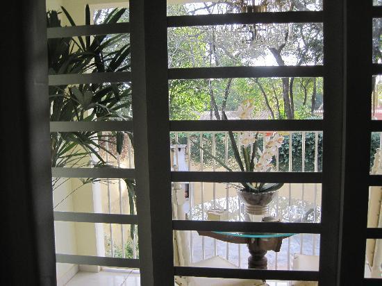 Marica B&B: porch