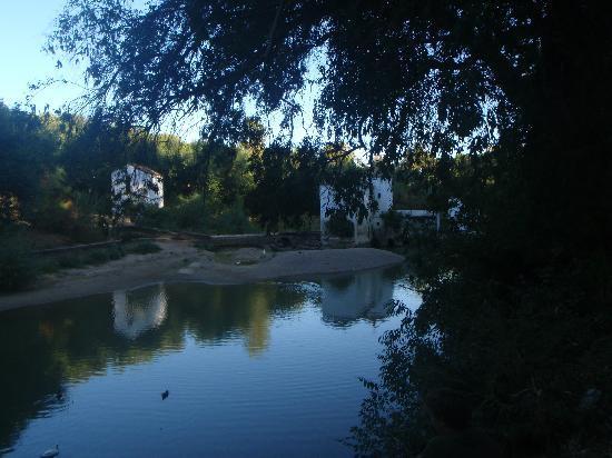 Alcala de Guadaira, Spanien: Riverside recreational area