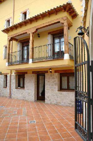 Casa Rural Casa Blas: patio 1
