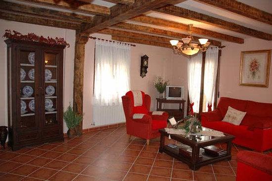 Brihuega, Spain: salón