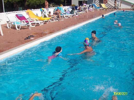 Sellia Marina, Italia: la piscina