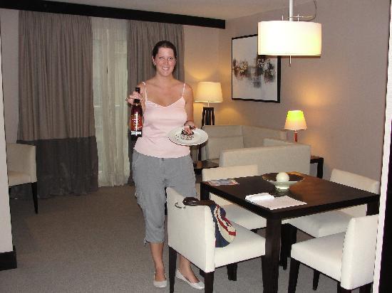 Iberostar Parque Central: hotel suite