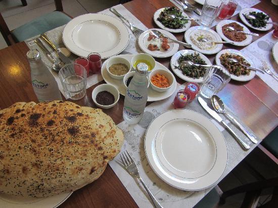 Turkish Flavours: Lunch