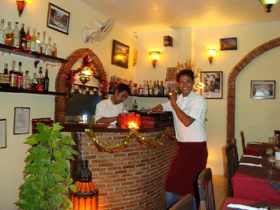 La Dolce Vita Restaurant: The staff!