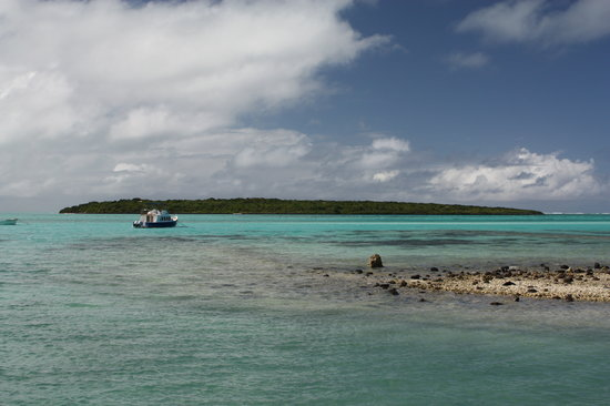 Ile aux Aigrettes Nature Reserve