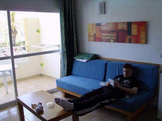 Mariner Club: sofa bed