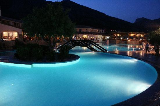 Cala Gonone Beach Village : dopo cena