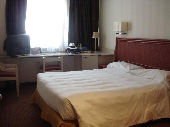 NH Roma Leonardo da Vinci: Room