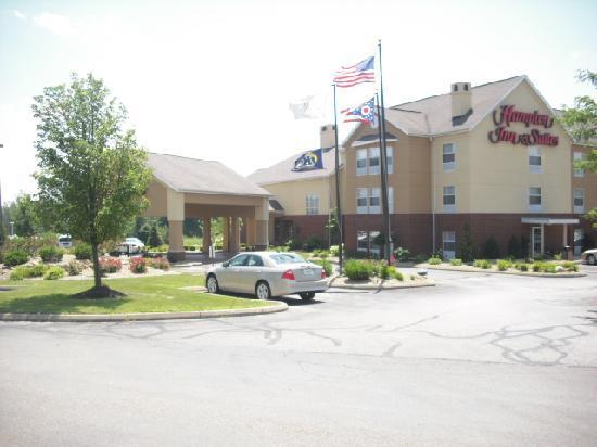 Hampton Inn and Suites Cleveland Southeast Streetsboro: Exterior
