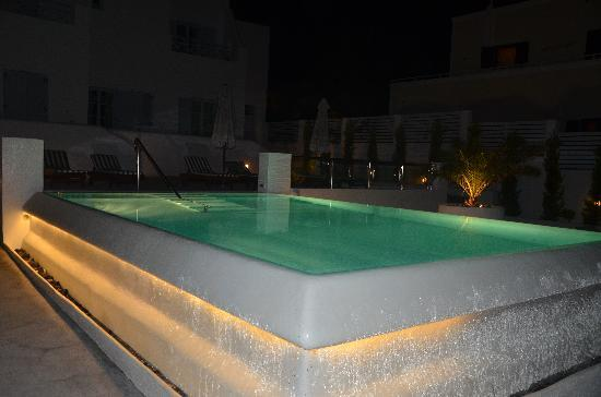 "Santorini Kastelli Resort: weiterer ""Private Pool"