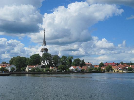 Mariefred, Sweden: View from the Water