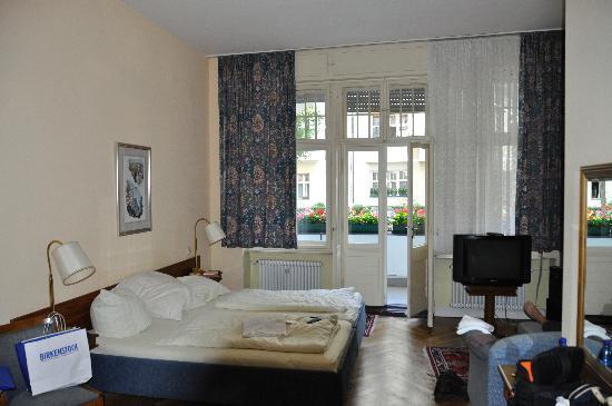 Pension Majesty Berlin Hotel: La chambre 11