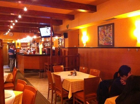 Pizzeria Romantica : I can recommend.