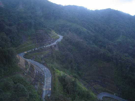 Genting Highlands, Malasia: View from Cable Car