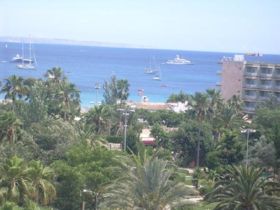 Globales Palmanova: view from room