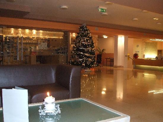 Valamar Crystal Hotel : Hall dell' hotel