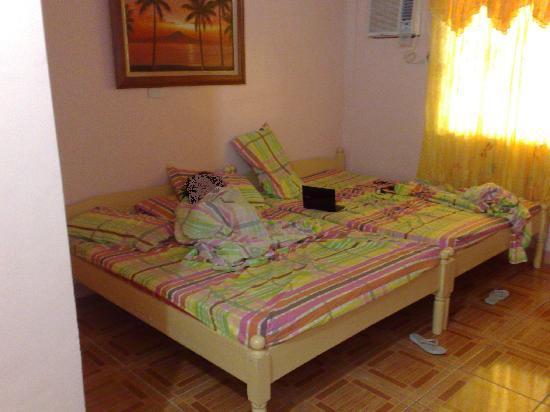 VM Beach Resort: Zimmer mit den beiden großen Betten