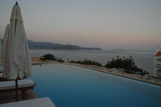 Lycia Apart Otel: La piscina