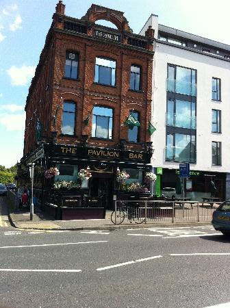Restaurants Ormeau Road Belfast
