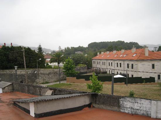 Hotel San Lorenzo: vistas de la habitación