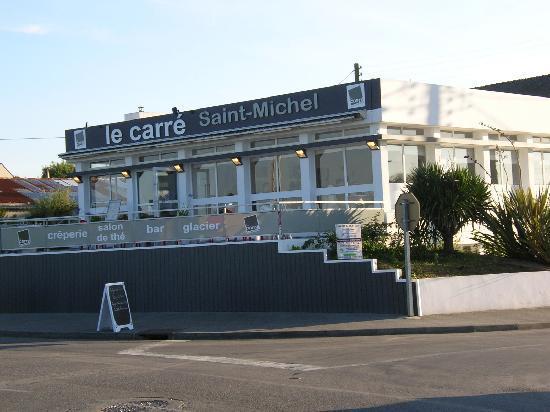 Le Carré St Michel : Le restaurant