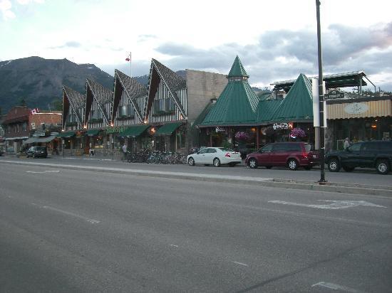 Astoria Hotel: vu de la rue