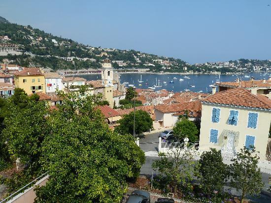 Hotel Riviera : der Ort