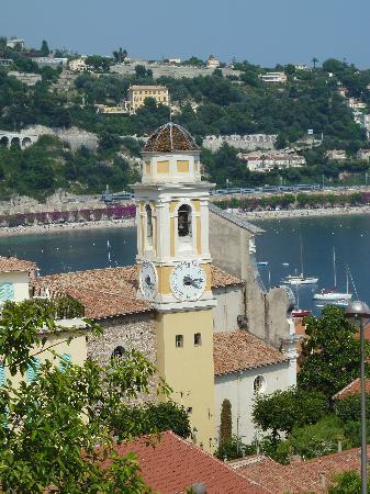 Hotel Riviera : Kirche