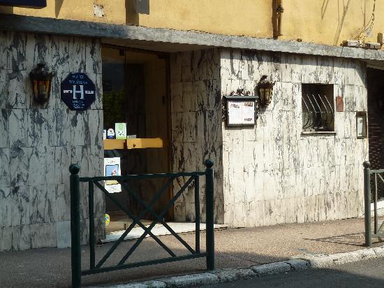 Hotel Riviera : Eingang
