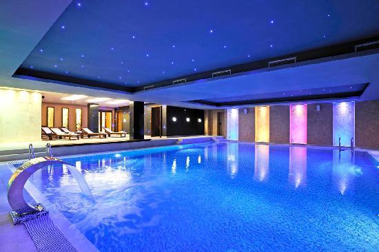 Hotel Bristol Sarajevo: Wellness Centre