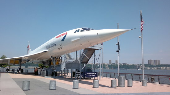 Intrepid Sea, Air & Space Museum: Intrepid