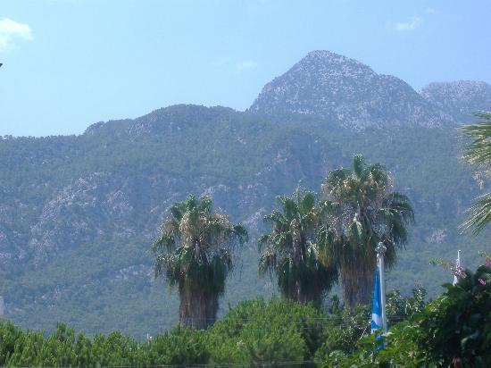 SENTIDO Sultan Beldibi : The hills