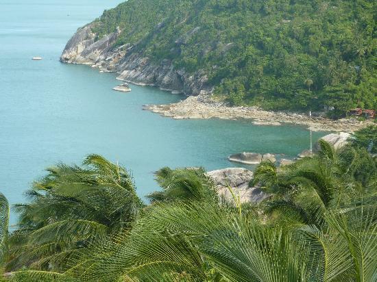 Seaview Bungalows Thansadet: Fantastischer Ausblick vom Viewpoint