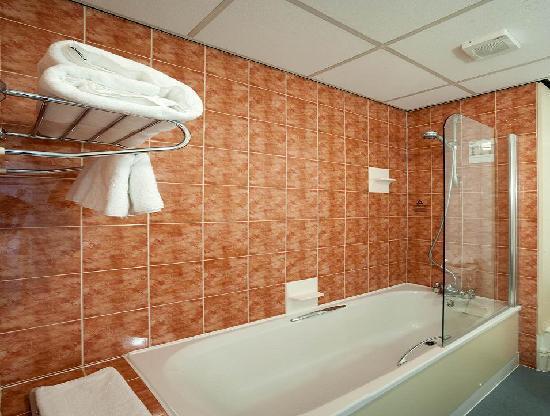 Royal Oxford Hotel: Bathroom