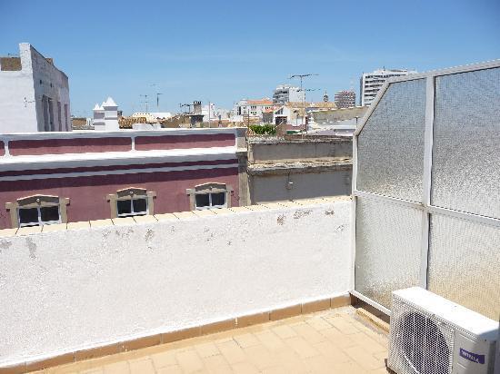 Residencial A Doca: terrasse