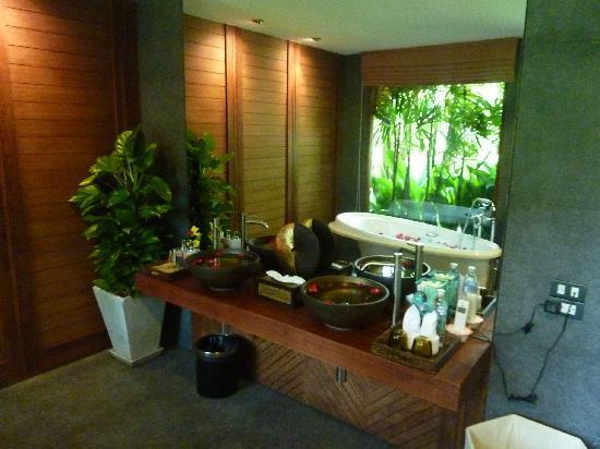 Tango Luxe Beach Villa: Das Luxus-Bad