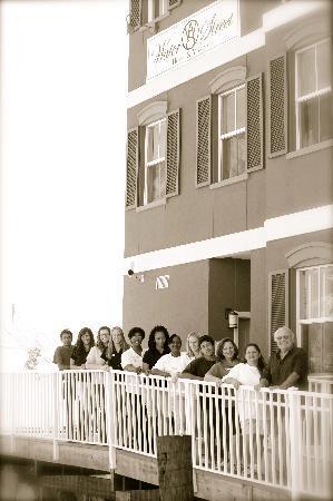 Water Street Hotel & Marina: Staff