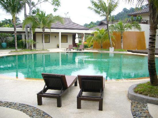 Pilanta Spa Resort: pool area