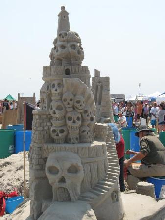 Days Inn Portland/corpus Christi: sandfest in Port A