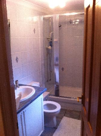 Abercrave Inn: Bathroom in Room 1