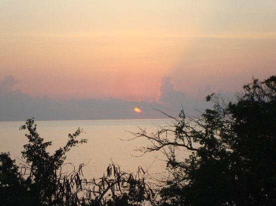 Rhodes Beach Resort Negril : Sunsets from Bayview