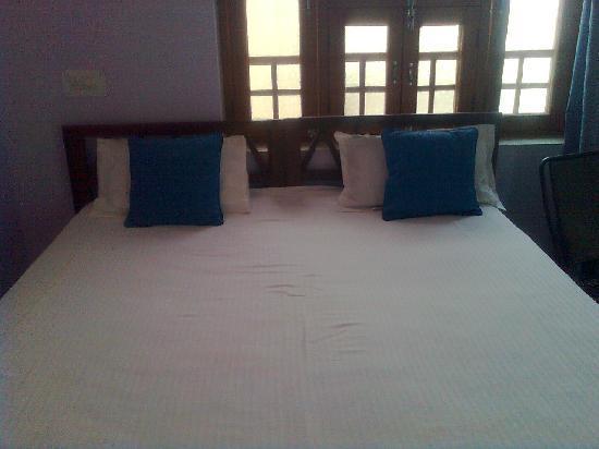 Aravali Hotel & Restaurant : sweet room