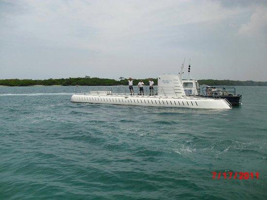 De Palm Tours: Atlantis Submarines Expedition: Atlantis Submarine