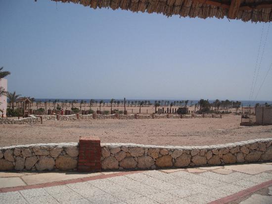 Faraana Heights Resort : Strand in zicht!