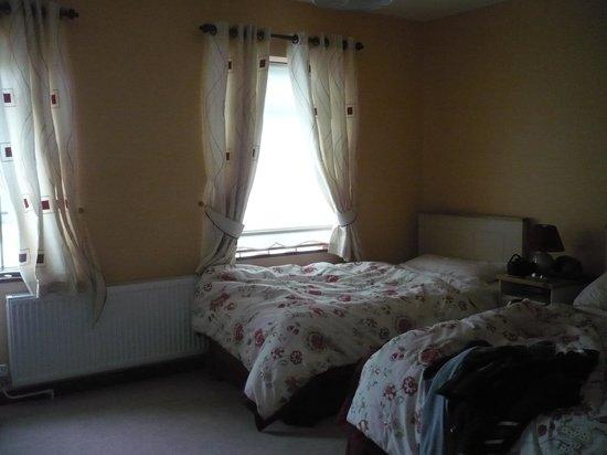 Shearwater House: la camera da letto