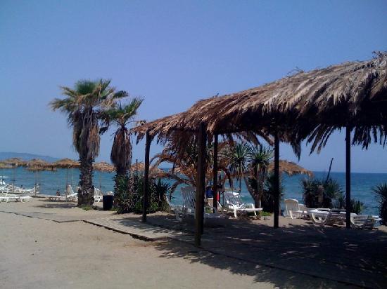 Villaggio Turistico Europeo: Gazebo on the Beach