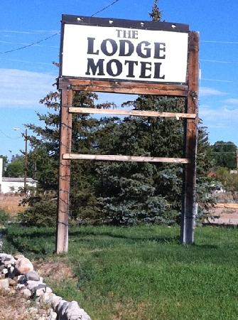 Lodge Motel: on Hwy 160