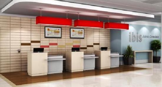 Hotel Ibis Juarez Consulado: Lobby stations