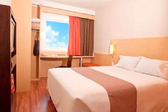 Hotel Ibis Juarez Consulado: Single room